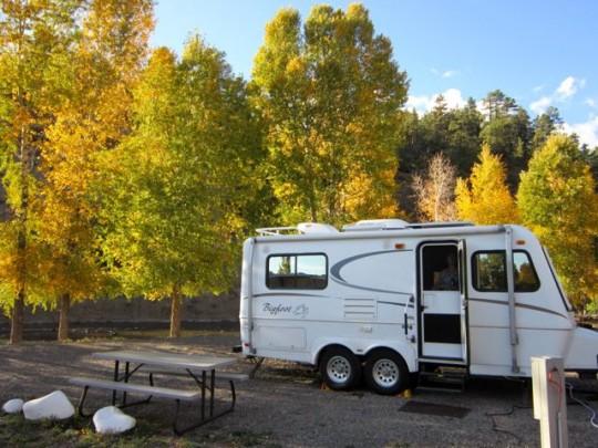 Campsite Pagosa Springs