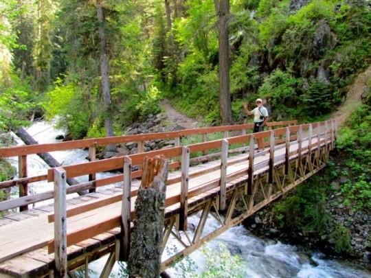 Chief Joseph Trail