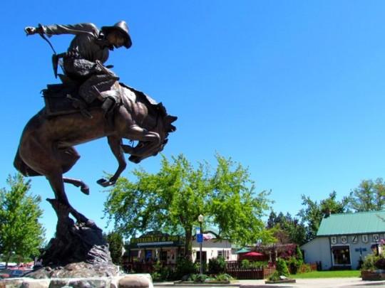 Cowboy Bronze