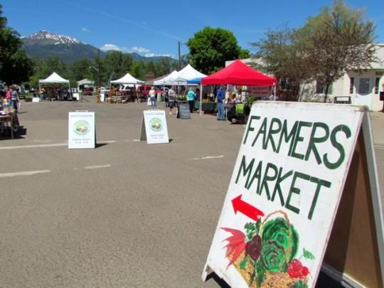 Tiny Farmer's Market