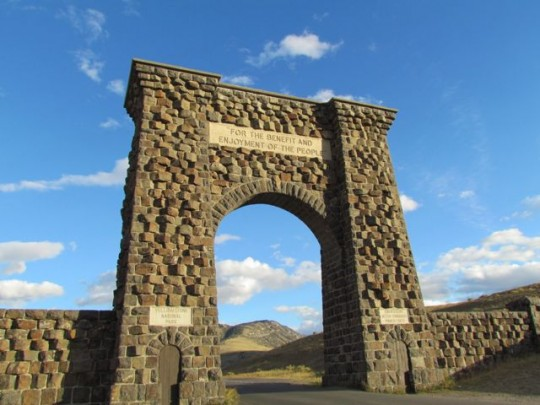 Gateway To North Yellowstone