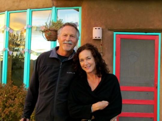Visiting Rick & Kim