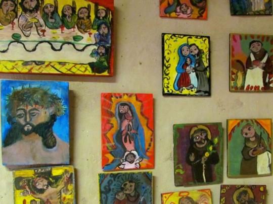 Folk Art Icons