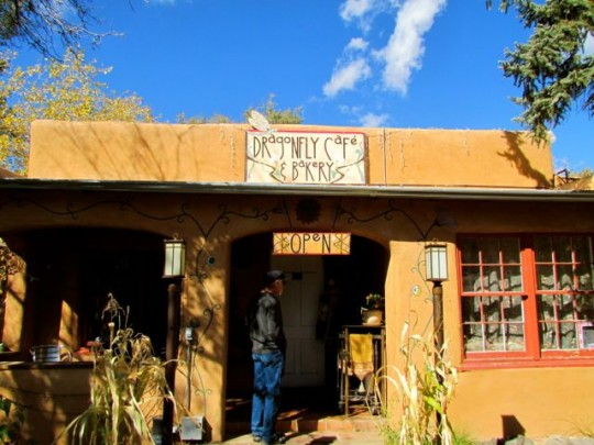 Dragonfly Cafe Taos