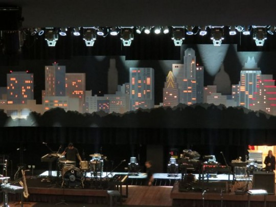 Stage For Austin City Limits