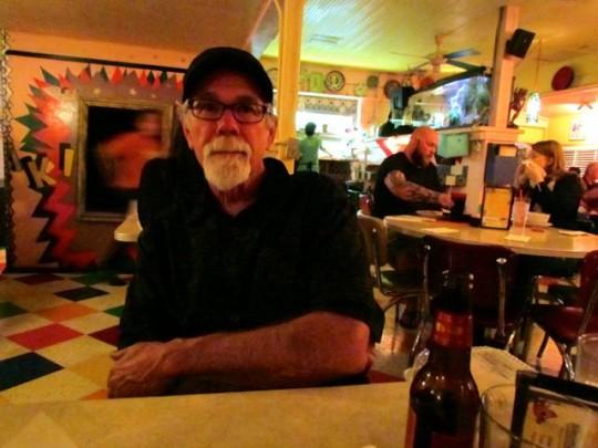 Inside Chuy's Tex Mex Restaurant