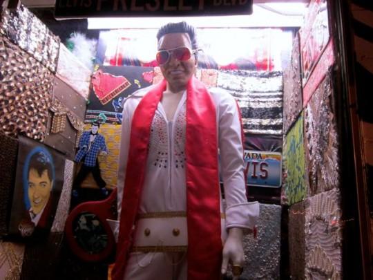 Elvis In Austin
