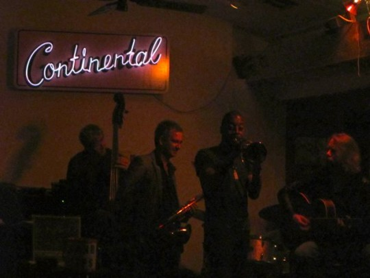 Fantastic Jazz At The Continental Club