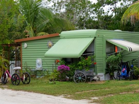 Sanibel Island Trailer Park