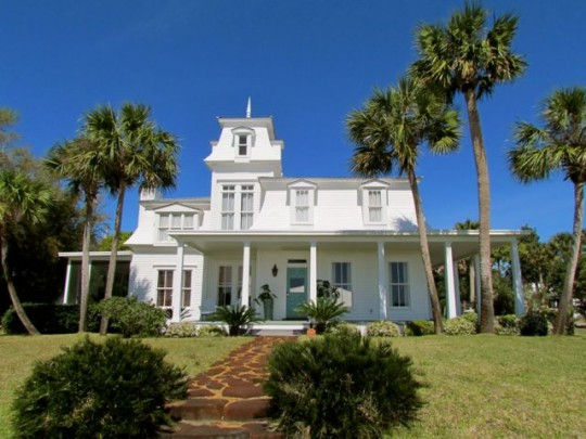 Beautiful Old Homes In Apalach