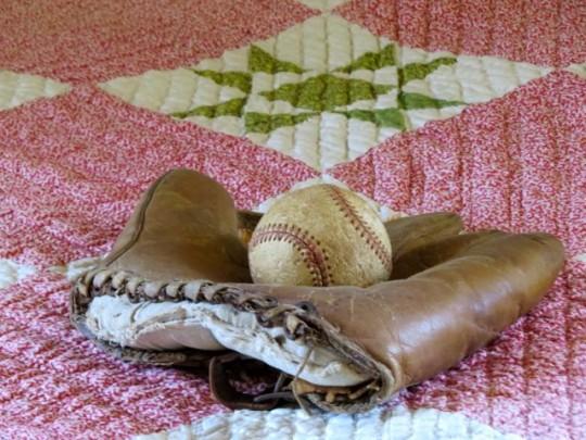 Lyndon's Baseball Glove