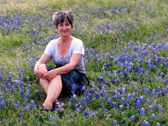 In The Bluebonnets