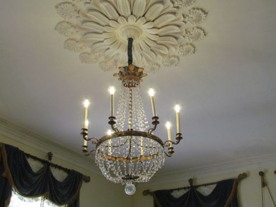 Simple Chandelier