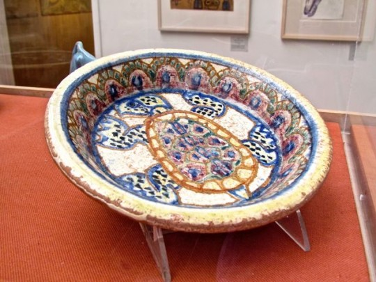 Turtle Plate