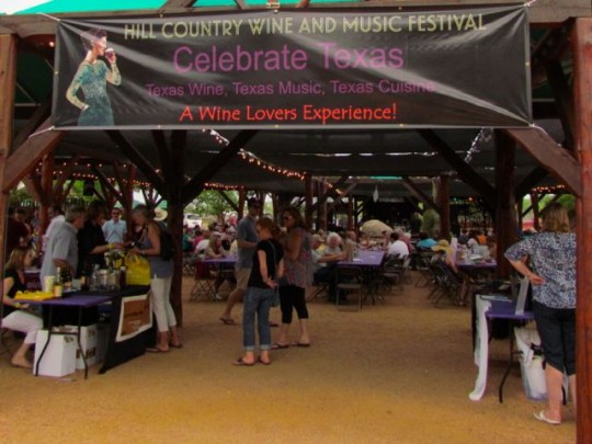 Hill Country Wine And Music Festival
