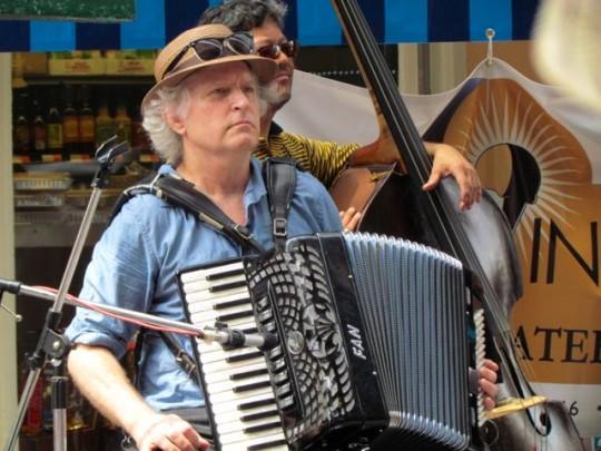 Gypsy Style Jazz