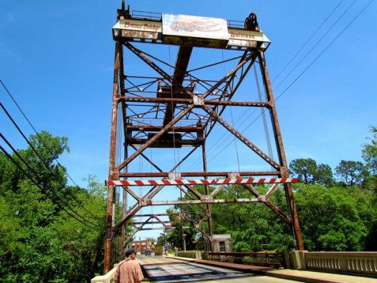 Bridge To Breaux Bridge