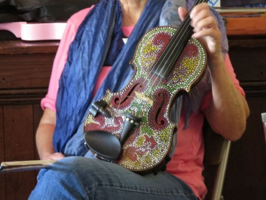 Beautiful Fiddle