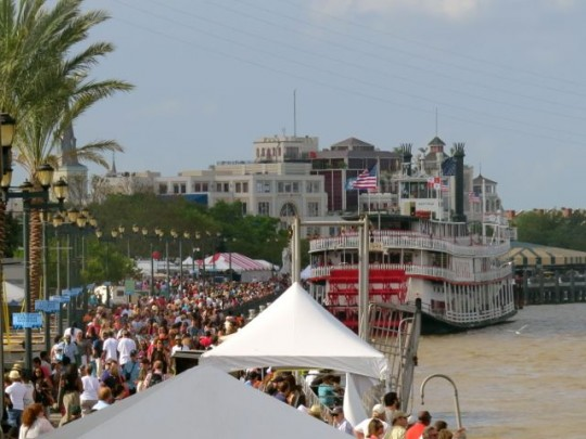 Festival Along The Waterfront