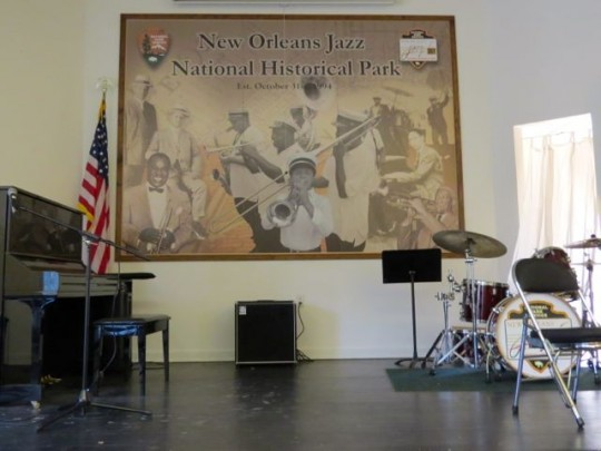 Jazz National Historic Park