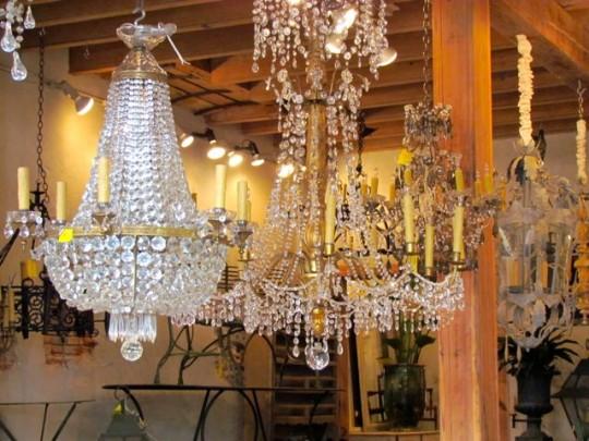 Opulent Antiques Stores Rue Royale