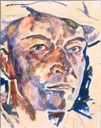 Walter Anderson Self Portrait