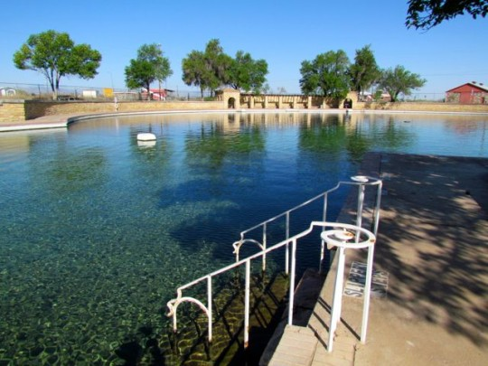 Pool At Balmorhea
