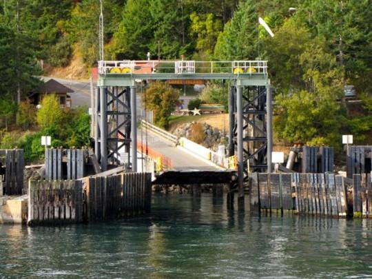 Lopez Ferry Landing