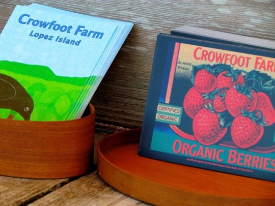 Crowfoot Berry Farm