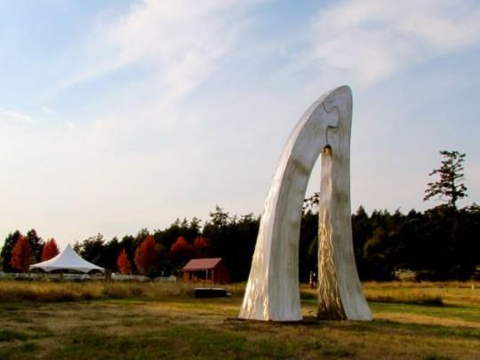 Sculptural Arch