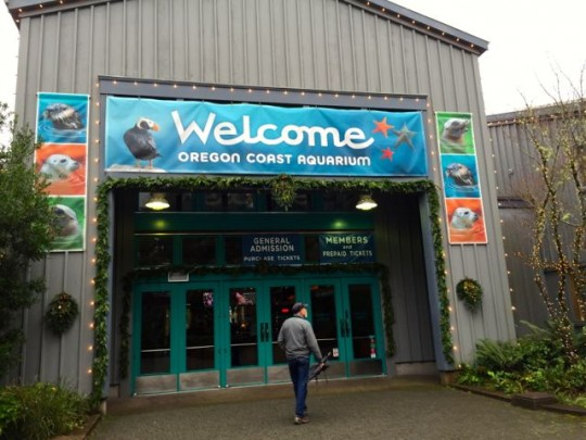 The Oregon Coast Aquarium