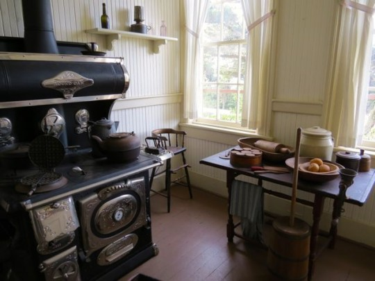 The Lightkeeper's Kitchen