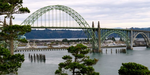 Winter On The Coast: Newport, OR