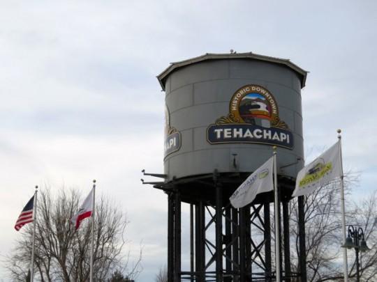 Tehachapi Water Tower