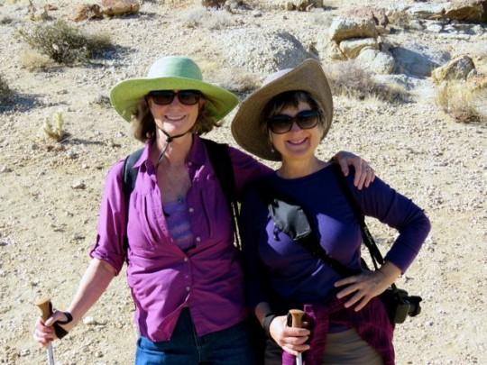 Girlfriends In The Desert