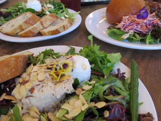 Delicious Lunch At Ken's Artisan Bakery