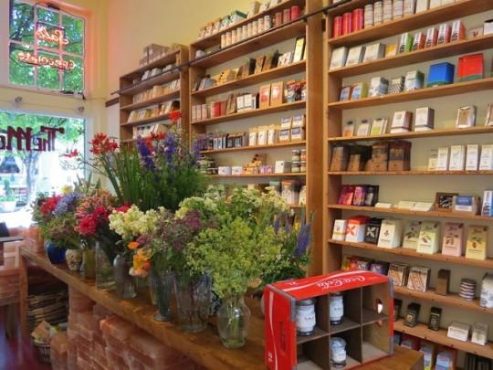 Gourmet Salt, Chocolate And Flower Shop