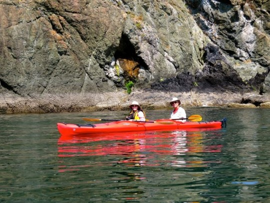 Kayak Adventure With LuAnn And Terry