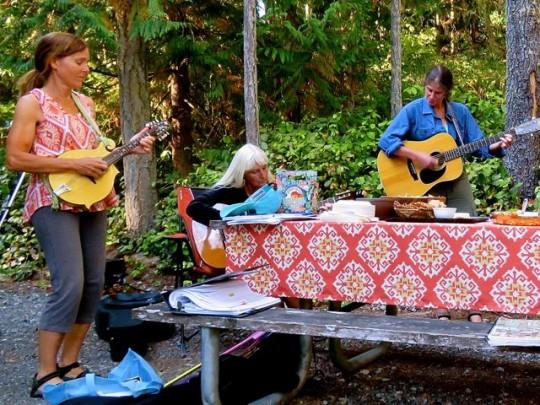 Beth, Ann, & Gretchen