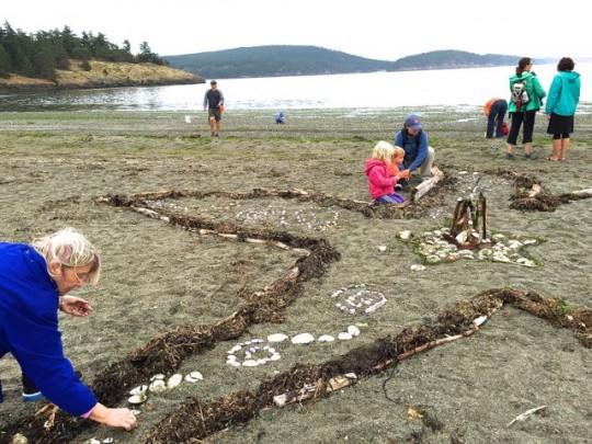 Art On The Beach