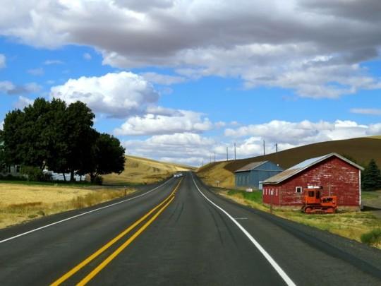 Miles Of Farmland