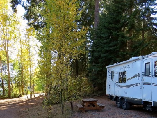 Our Site In The Aspens