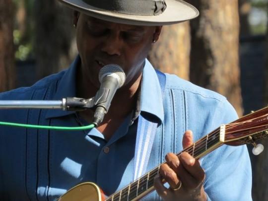 Blues Maestro Eric Bibb