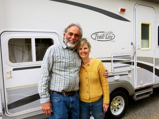 Steve And Leslie