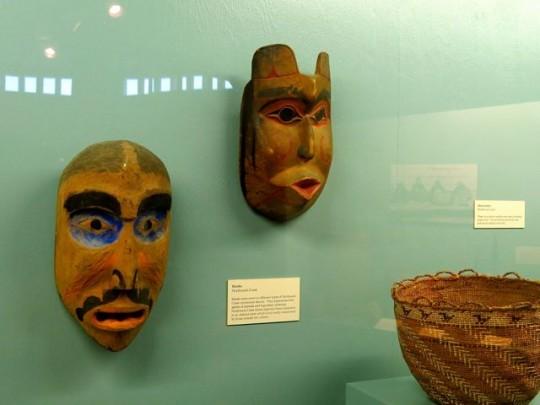Northwest Coast Ceremonial Masks