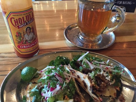 Addictive Tacos At Spork