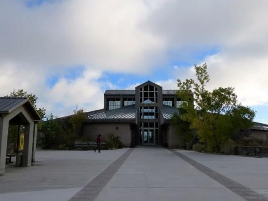 Mono Lake Visitor Center