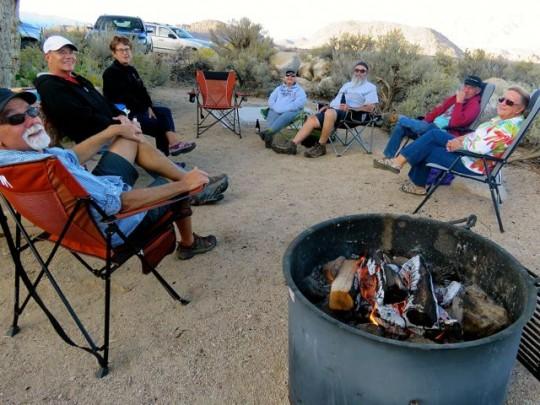 A Fun Campfire Gathering