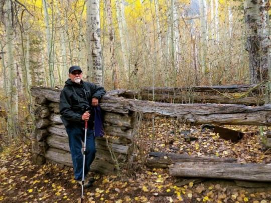 Abandoned Miner's Cabin