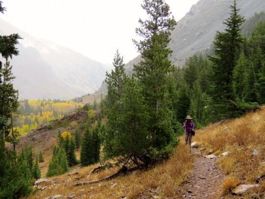 A Long Uphill Climb